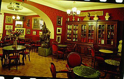 Museo Cafe De L Opera Barcelona